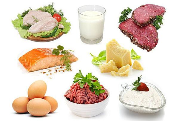Белковая диета на 7 дней