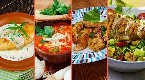 Рецепты белково-овощной диеты