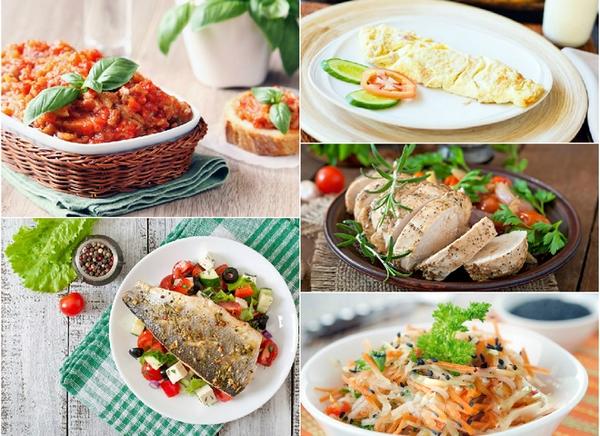 Белковая диета на 2 недели меню по дням