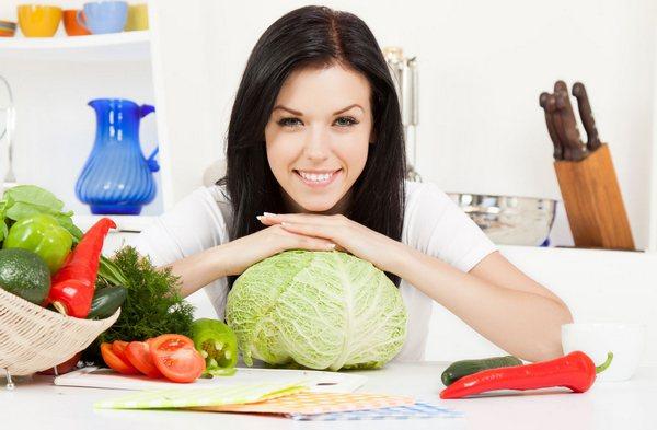 капуста рецепты приготовления для похудения