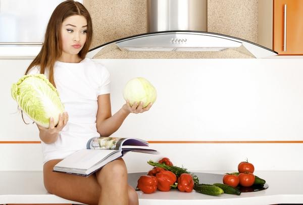 Недостатки капустной диеты
