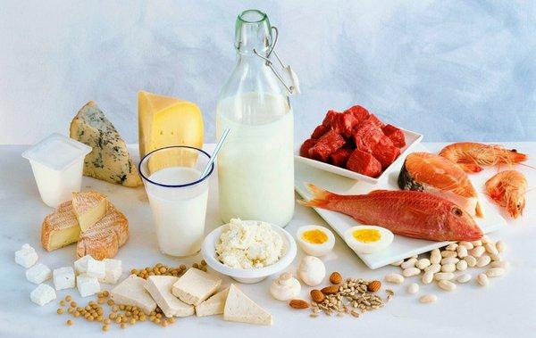 Белковая диета для похудения: принципы, меню, рецепты, результаты