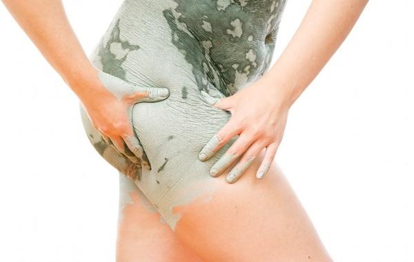 Обёртывания с глиной для похудения