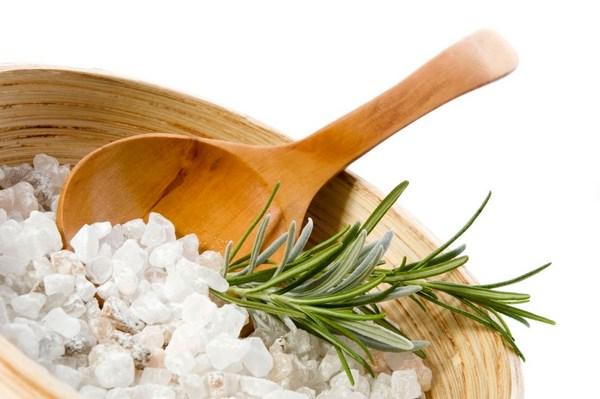 Рецепты для обёртывания с солью дома