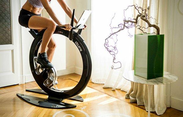 Похудение с помощью велотренажёра