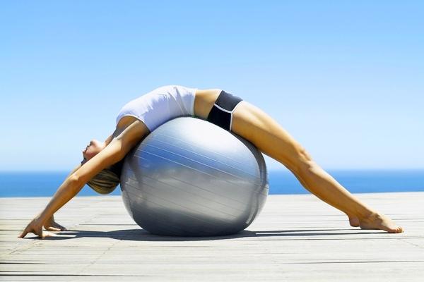 Фитбол для похудения – быстрый способ придать телу идеальные параметры