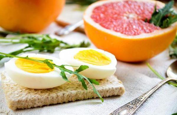 Яичная диета на 2 недели  меню отзывы и результаты