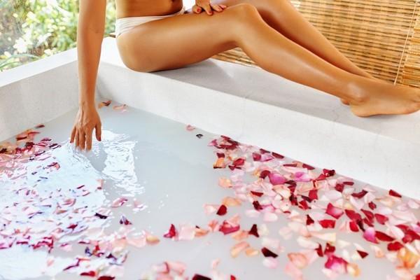 Ванны для похудения. Как похудеть, принимая ванну