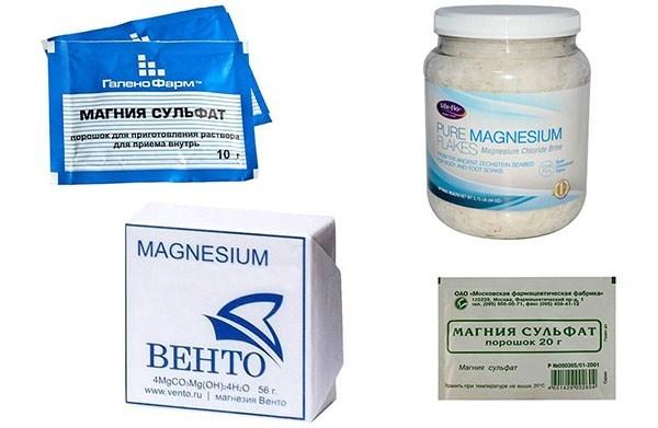 Сульфат магния для похудения: свойства, применение, отзывы - минус 5 кг легко