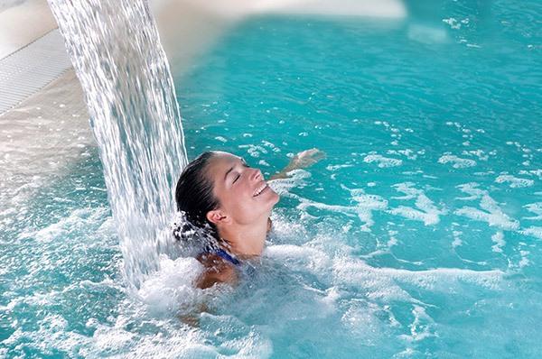 Водный массаж для похудения