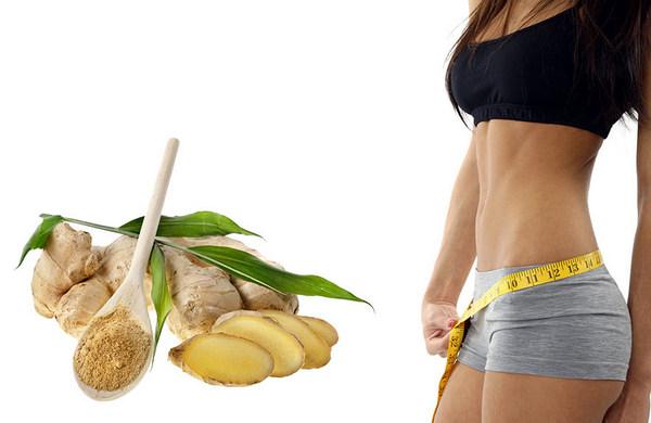 Ищем самый действующий способ как приготовить и применять имбирь для похудения