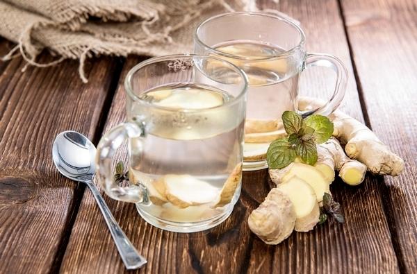 Имбирная вода для похудения