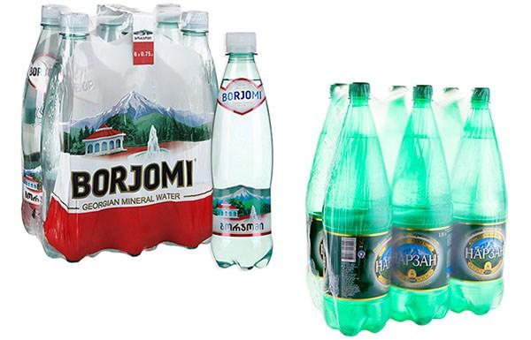 Минеральная вода для похудения обзор лучших брендов классификация и варианты диет