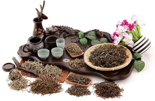 Китайский чай для похудения