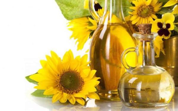 Подсолнечное масло при похудении