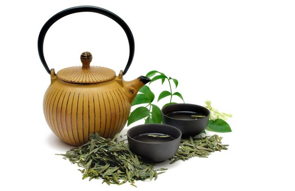 Рецепты зелёного чая для похудения