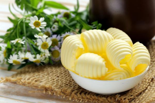 Cливочное масло при похудении