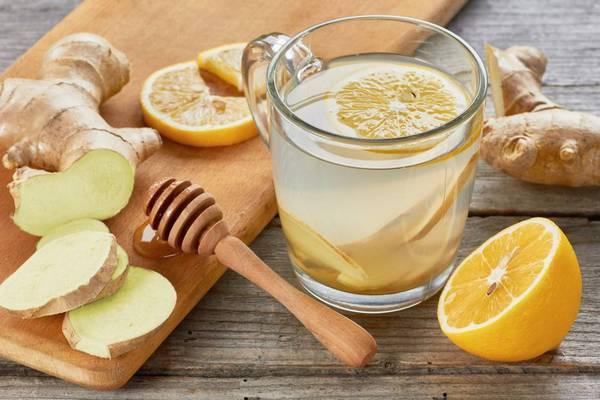 Как приготовить имбирь с лимоном и мёдом