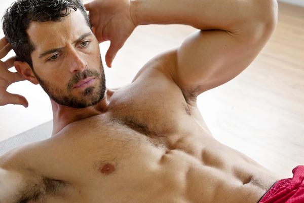 Упражнения начального уровня для похудения мужчинам