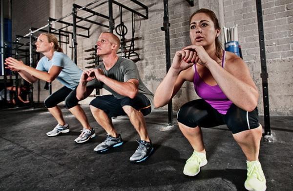 Упражнение Заложник согласно системе похудения Табата