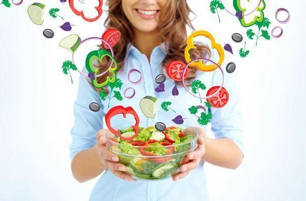 Вегетарианская диета для похудения — рецепты на каждый день