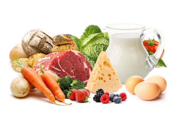 Продукты для химической диеты
