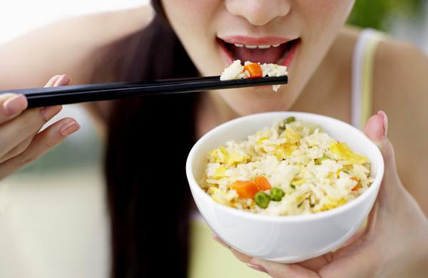 Диета на рисе с овощами