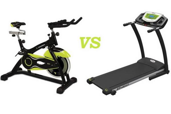 Что лучше: беговая дорожка или велотренажёр
