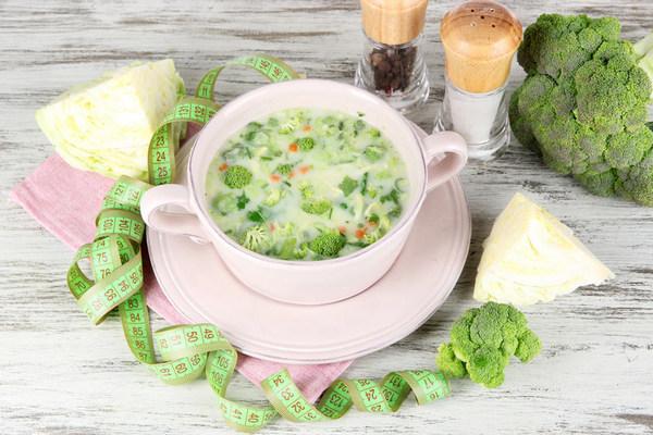 Диетический капустный суп для похудения