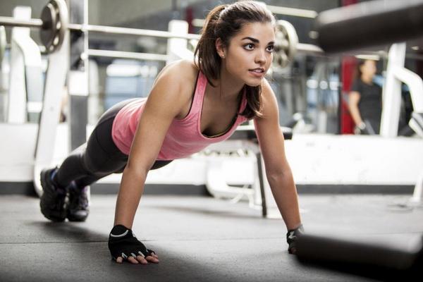 Отжимания для похудения как добиться видимого результата