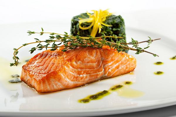 Диета на рыбе и кефире