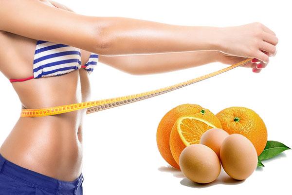 Яично-цитрусовая диета на 7 дней: меню, результаты, отзывы