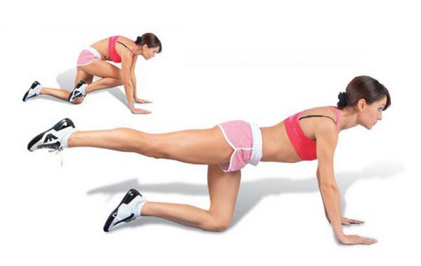 Махи ногами для похудения эффективное упражнение или обман?