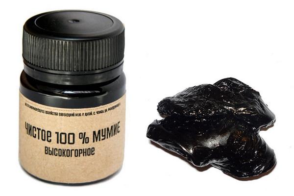 Как правильно принимать мумие для похудения