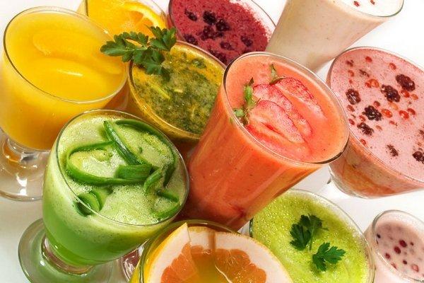 Имбирные коктейли для похудения