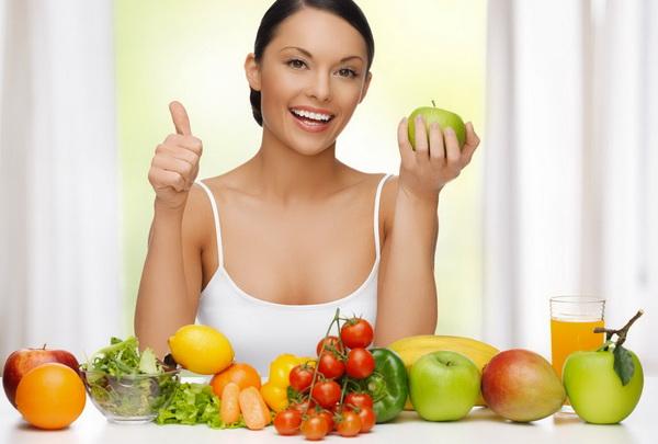 Разгрузочный день на фруктах и воде