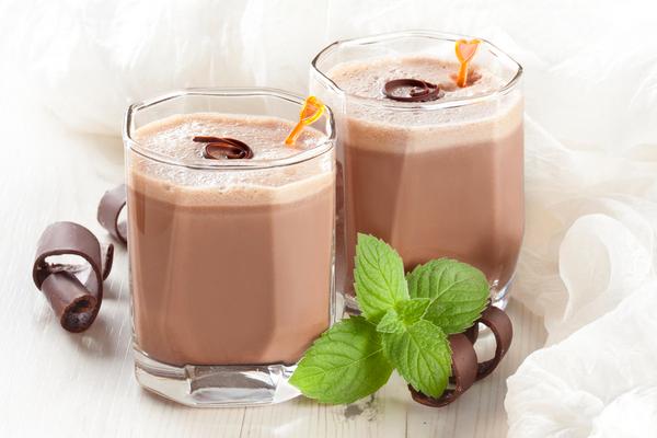 Коктейль для похудения с шоколадом