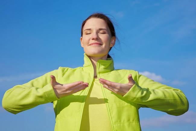 Как правильно делать дыхательную гимнастику для похудения