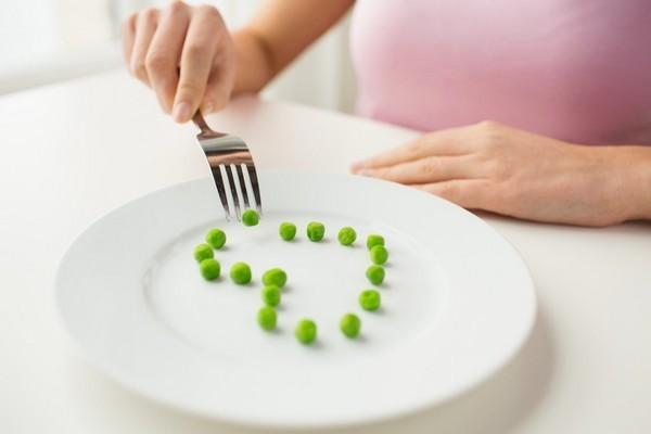 Гороховое пюре на диете