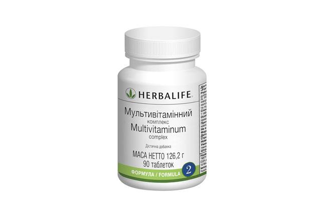 Мультивитаминный комплекс Herbalife Формула 2