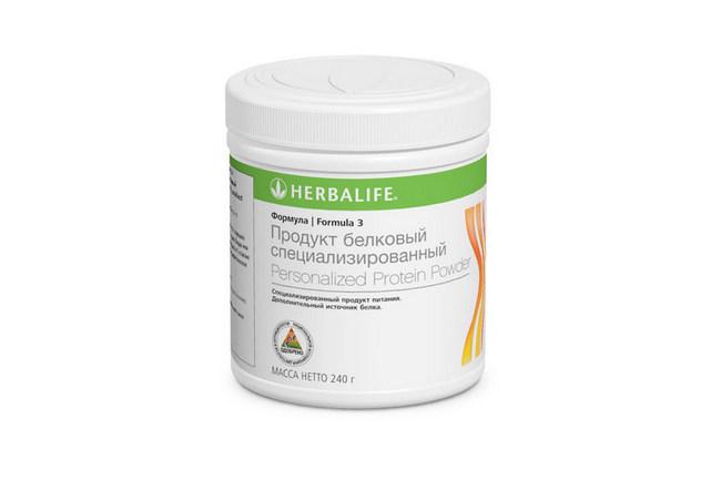 Протеиновая смесь Гербалайф Формула 3