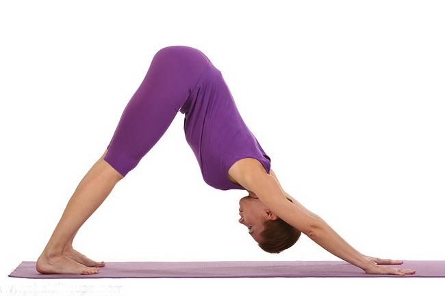 Йога для похудения живота и боков комплекс из 6 самых эффективных упражнений
