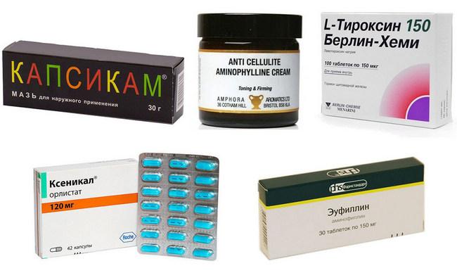 Лучшие аптечные препараты против целлюлита