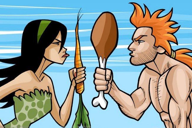 6 Абсурдных мифов о вегетарианстве развенчиваем их и другие заблуждения