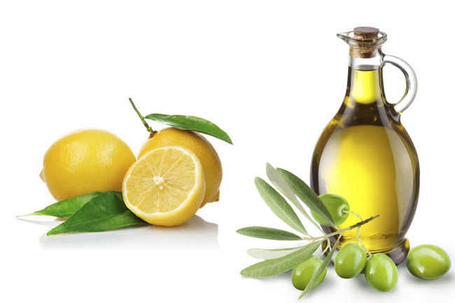 Очищение печени оливковым маслом и лимоном