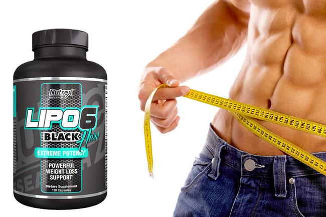 Как похудеть с lipo 6 black