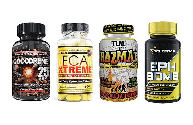 Cocodrene 25, Pharmaceuticals Eca Xtreme, Research Hazmat, EPH Bomb