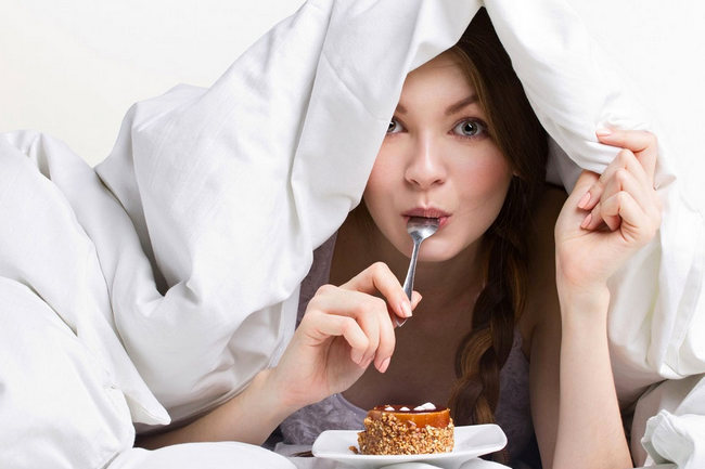 12 причин почему постоянно хочется есть