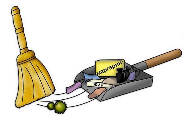 Чем почистить организм от шлаков и токсинов