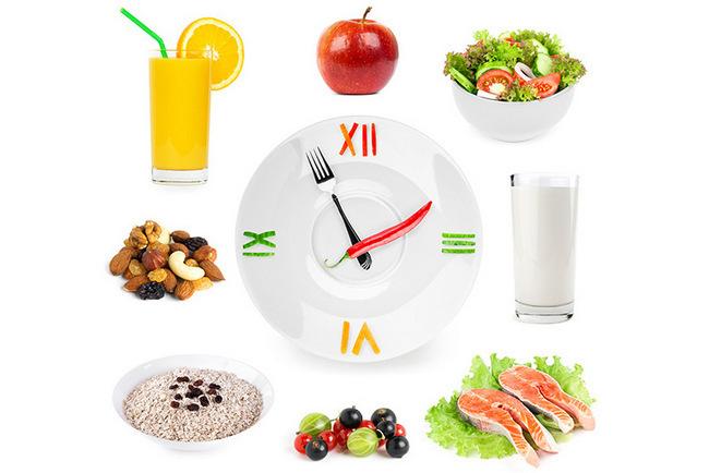 Диета для обмена веществ  разгоняем метаболизм